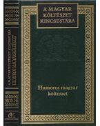 Humoros magyar költészet a XVIII. századtól a XX. századig