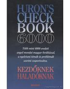 Huron's Check Book 6000