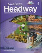 American Headway 4/B2-C1 (with CD)