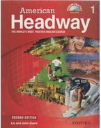 American Headway 1/A1-A2 (with CD)