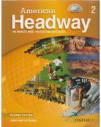 American Headway 2/A2-B1 (with CD)