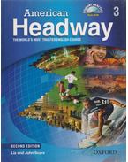 Ameican Headway 3/B1-B2 (with CD)