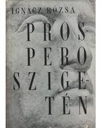 Prospero szigetén - Ignácz Rózsa