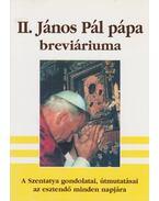 II. János Pál pápa breviáriuma - II.János Pál pápa