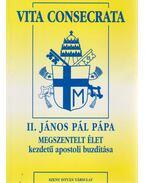 Vita consecrata - II. János Pál pápa