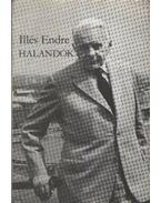 Halandók II. kötet - Illés Endre