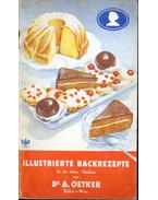 Illustrierte Backrezepte für die österr. Hausfrau