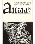 Alföld 1974/4.