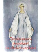 Imakoszorú papokért és diakónusokért