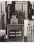 New York, New York (számozott)