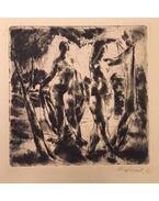 Fürdőzők (1922)