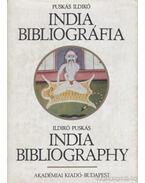 India bibliográfia / India Bibliography