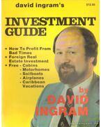 David Ingram's Investment Guide - Ingram, David