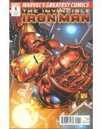 Invincible Iron Man MGC No. 1