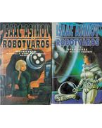 Robotváros I-II. kötet - Isaac Asimov
