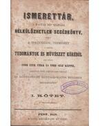 Ismerettár, a magyar nép számára I. kötet (A-Beszterczebánya)