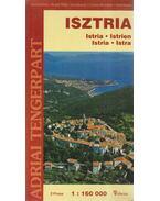 Isztria (1: 160 000)