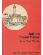 Italian Piano Music