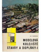 Modelová kolejiste I. - Ivo Tvaruzek