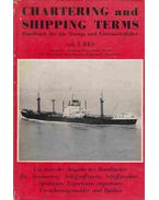 Chartering and Shipping Terms - J. Bes