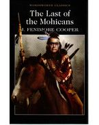 The Last of the Mohicans - J. F. Cooper