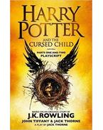 Harry Potter and the Cursed Child - Parts One And Two: The Official Playscript of the Original West End Production - J. K. Rowling