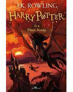 Harry Potter és a Főnix Rendje - J. K. Rowling