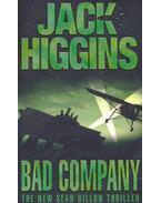 Bad Company - Jack Higgins