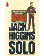 Solo - Jack Higgins