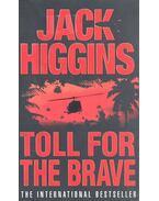 Toll For The Brave - Jack Higgins
