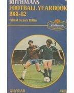 Rothmans Football Yearbook 1981-82 - Jack Rollin