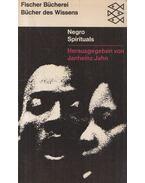 Negro Spirituals - JAHN, JANHEINZ (hgb)