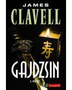 Gajdzsin -Ázsia saga 3. I.-II. - James Clavell