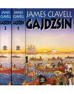 Gajdzsin I-II. - James Clavell