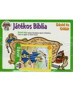 Játékos Biblia - Dávid és Góliát