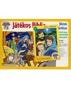 Játékos Biblia - Jézus születése