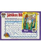 Játékos Biblia - Noé bárkája