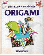 Játsszunk papírral origami