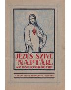 Jézus Szive Naptár 1932.