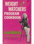 Weight Watchers Program Cookbook - Jean Nidetch