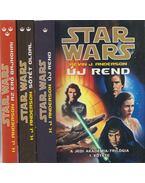 Jedi akadémia trilógia