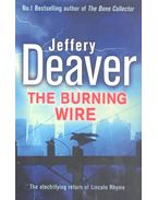 The Burning Wire - Jeffery Deaver