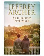 Árulkodó nyomok - Jeffrey Archer