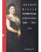 Jegyzett magyar festőművészek almanachja 1800-1814.