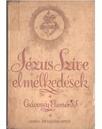 Jézus szive elmélkedések