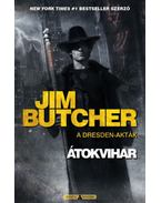 Átokvihar - Jim Butcher