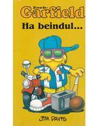 Garfield  - Ha beindul - Jim Davis
