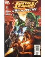 Justice League: Cry for Justice 2.