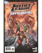 Justice League: Cry for Justice 4.