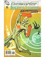 Justice League: Generation Lost 6.